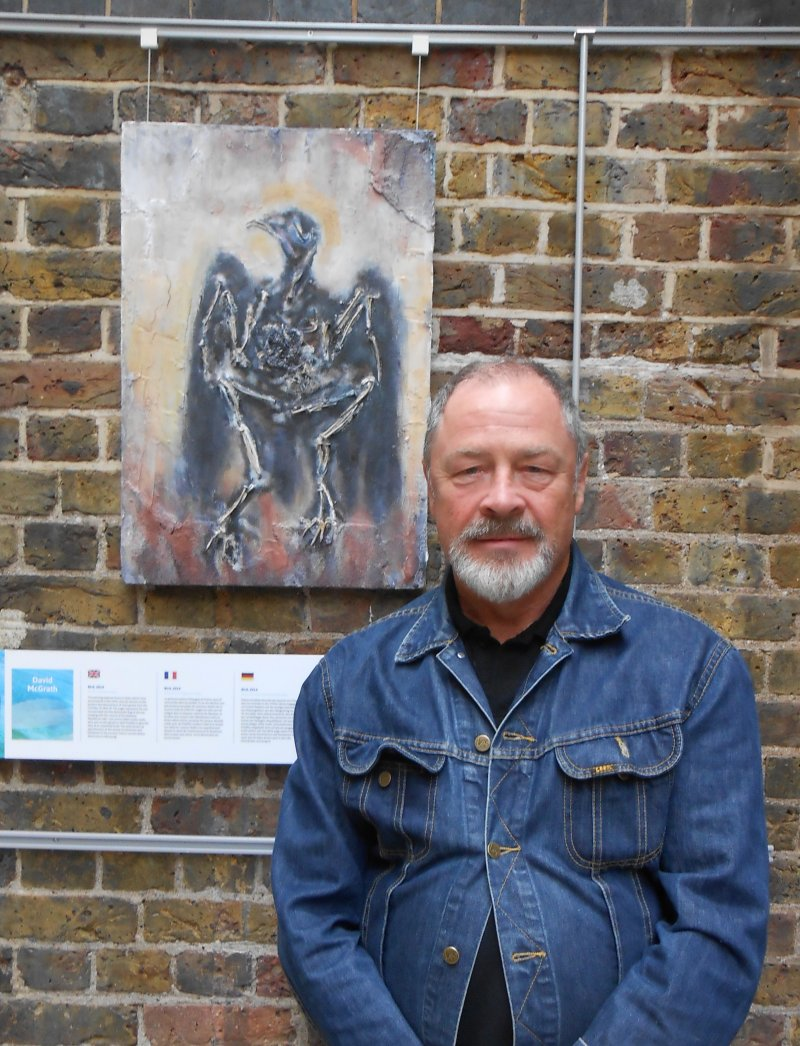 """Bird"" at Tower Bridge Exhibition 2015"